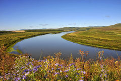 Ergun-Fluss Lizenzfreies Stockbild