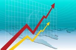 Erhöhen Sie Nutzen Lizenzfreie Stockfotos