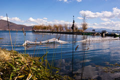 erhai湖 免版税库存图片