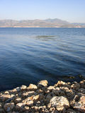 Erhai湖 免版税库存照片