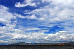 erhai jezioro Fotografia Stock