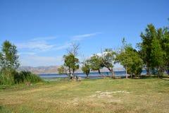 Erhai jezioro Zdjęcia Stock