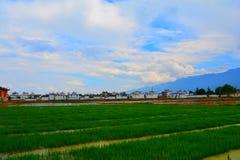 Erhai jezioro Zdjęcie Royalty Free