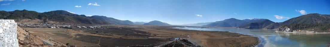 erhai jezioro Yunnan zdjęcia stock