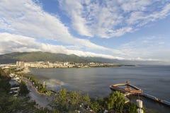 Erhai lake in dali city, Yunnan China Stock Photography