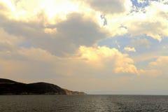 Erhai lake in dali city yunnan, china Royalty Free Stock Photos