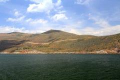 Erhai lake in dali city yunnan, china Royalty Free Stock Image