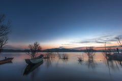 Erhai Lake In Dali Yun-Nan Province Stock Image