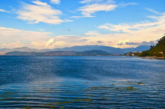 Erhai Lake scene Stock Photography