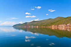 Erhai Lake scene Stock Images