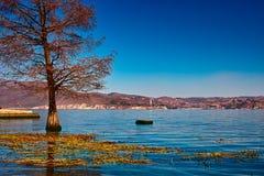 Erhai lake Royalty Free Stock Image