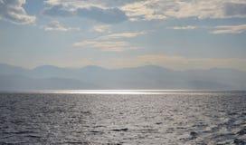 Erhai lake.china Arkivfoton