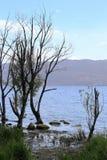Erhai See in Dali City Yunnan, Porzellan Lizenzfreie Stockbilder