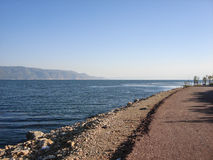 Erhai sjö Arkivfoton