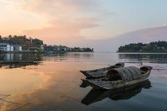 Erhai sjö Arkivbild