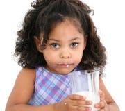 Erhaltene Milch Lizenzfreies Stockbild
