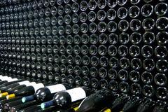 Erhaltener Wein? Stockfotografie
