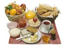 Erhebliches Frühstück Lizenzfreies Stockfoto