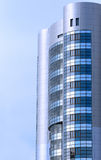 Erhebung des Gebäudes Stockfotografie