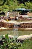 Erholung-Teich Stockbilder