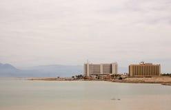 Erholungsgebiet auf dem Toten Meer Lizenzfreie Stockfotografie