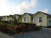 Erholungsort in Belize Lizenzfreies Stockfoto