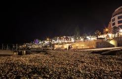 Erholungsort Buggiba, Malta Stockfotografie