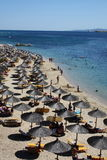 Erholungsort in Griechenland Stockfoto