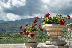 Erholungsort RIU Pravets, Bulgarien Stockfotografie