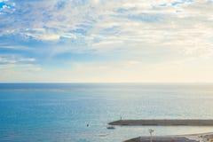 Erholungsortstrand von Okinawa lizenzfreie stockbilder