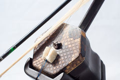 Erhu fiddle Stock Image