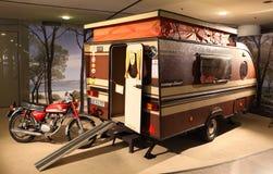 Eriba Camp-Liner caravan Royalty Free Stock Image