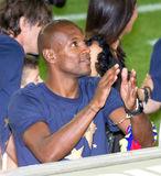 Eric Abidal Royalty Free Stock Photo