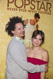 Eric Andre and Danielle Pineda Royalty Free Stock Images