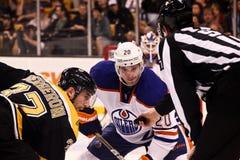 Eric Belanger Edmonton Oilers Stock Photography