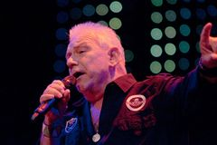 Eric Burdon Royalty Free Stock Images