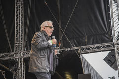 Eric burdon, england, notodden blues festival Stock Photo