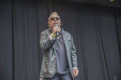 Eric burdon, england, notodden blues festival Royalty Free Stock Photography