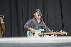 Eric burdon, england, notodden blues festival Royalty Free Stock Image