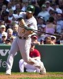 Eric Chavez, Oakland A's Stock Foto