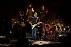 Eric Clapton in Koninklijk Albert Hall May 2013 Stock Afbeeldingen