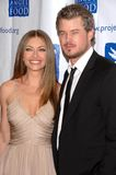 Eric Dane, Rebecca Gayheart Stock Photo