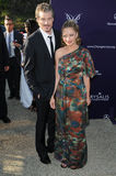 Eric Dane,Rebecca Gayheart. Eric Dane and Rebecca Gayheart  at the 9th Annual Chrysalis Butterfly Ball, Private Location, Beverly Hills, CA. 06-05-10 Stock Photo