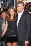 Eric Dane, Rebecca Gayheart, Rush Stock Photography