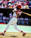 Eric Davis Cincinnati Reds Photo libre de droits