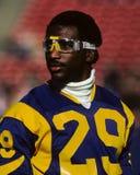 Eric Dickerson Los Angeles Rams photos libres de droits