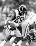 Eric Dickerson, Los Angeles Rams Stock Photography