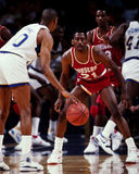 Eric Floyd Houston Rockets Royaltyfria Bilder