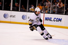 Eric Godard Pittsburgh Penguins Photographie stock libre de droits