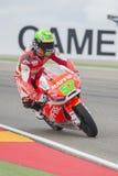 Eric Granado Moto 3 Royaltyfri Bild